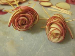 Potato roses