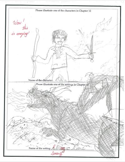Bilbo& Smaug1