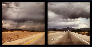 StormyRoadCollage