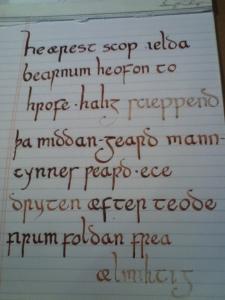 Caedmon's Hymn 2