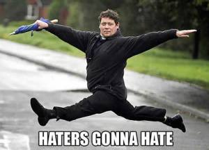 4 haters