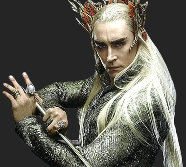 Less of this.  I'm not sayin' Lee Pace isn't an attractive man.  That's beside the point.