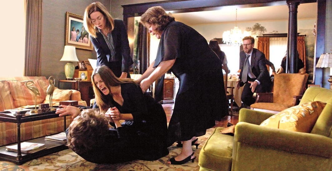 august osage county book review