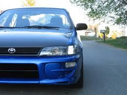Blue Corolla
