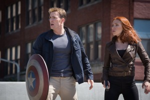 Captain America and Black Widow: Bromance of Our Time