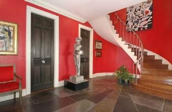 Mars Foyer Stairwell