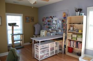 Uranus sewing room