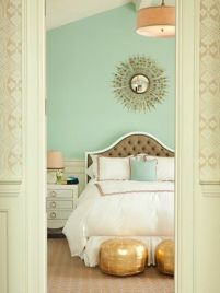 Venus Mint Bedroom