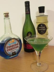 Alexander Dane cocktail