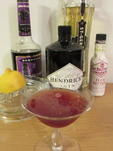 Colonel Brandon cocktail