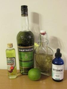 Half-Blood Prince cocktail