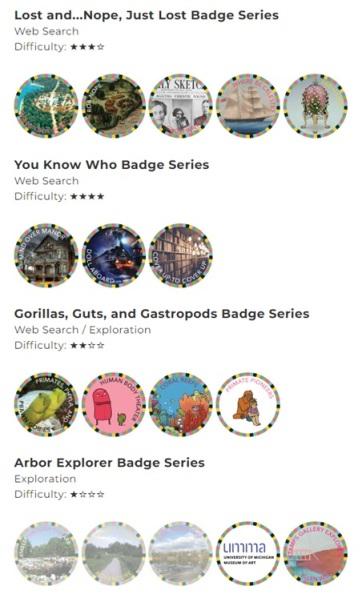 AADL Badges